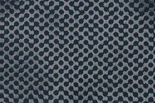 Scatter/Pillow: Ace Navy (Band Pattern)