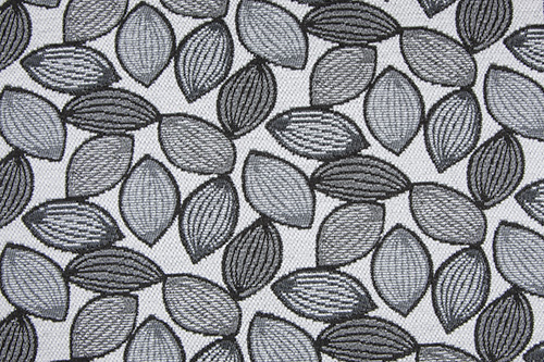 Scatter/Pillow: Allium Slate (Band Pattern)