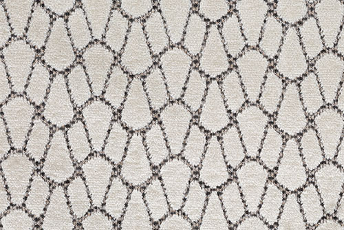 Scatter/Pillow: Artemis Cream (Band Pattern)