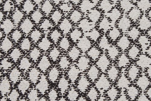 Scatter/Pillow: Caldor Charcoal (Band Pattern)
