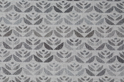 Scatter/Pillow: Carnaby Pattern Slate (Band Pattern)