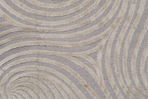 Scatter/Pillow: Coco Swirl Beige (Band Superior)