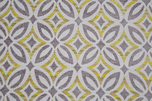 Scatter/Pillow: Delta Olive (Band Pattern)
