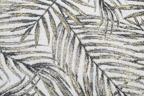 Scatter/Pillow: Jungle Gold (Band Pattern)