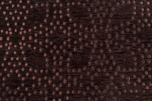 Scatter/Pillow: Nectar Chocolate (Band Pattern)