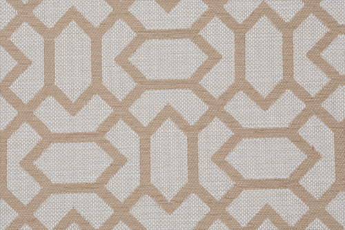 Scatter/Pillow: Salute Pattern Cream (Band Pattern)