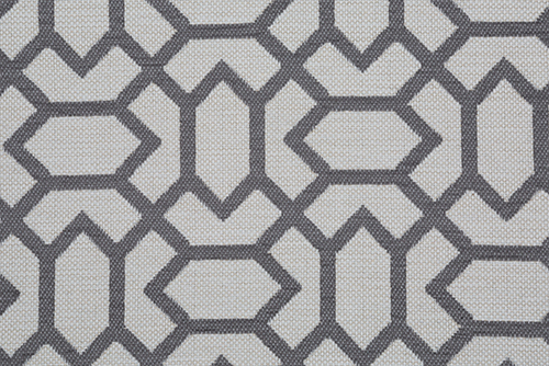 Scatter/Pillow: Salute Pattern Silver (Band Pattern)