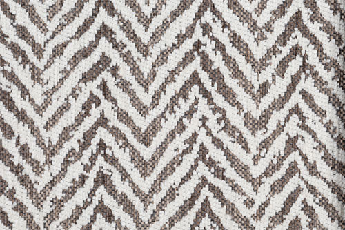 Scatter/Pillow: Valencia Zig Zag Natural (Band Deluxe)